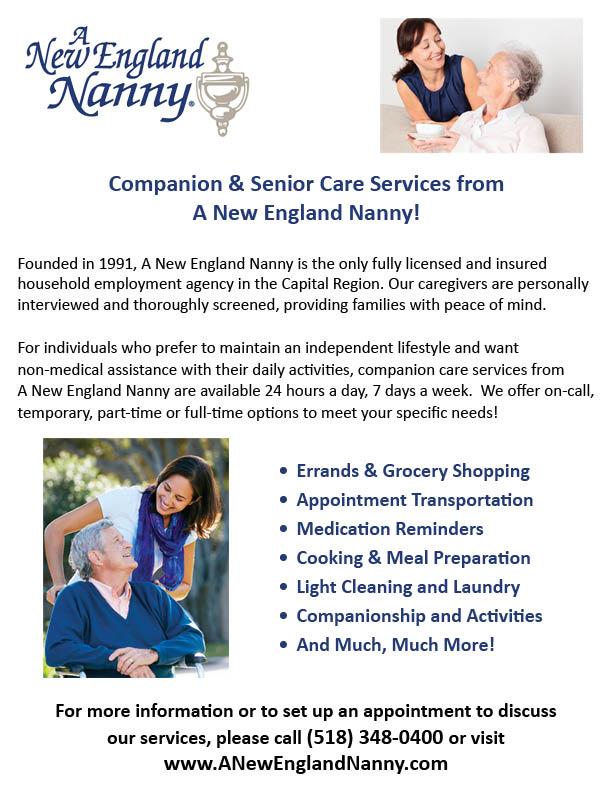 Companion & Senior Care
