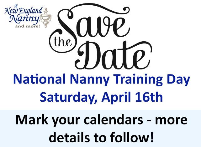 national nanny training day 2016