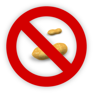 nannies and nut allergies