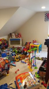 tips for reducing post-holiday clutter