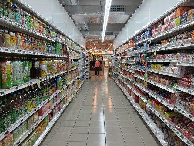 grocery shopping during the coronavirus outbreak