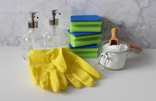 clean and disinfect homes amid covid-19