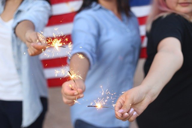 Independence Day fireworks safety